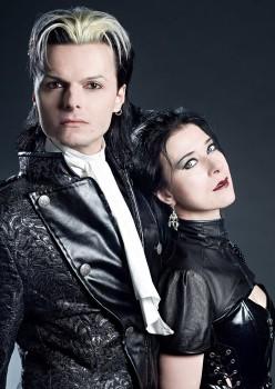 Тило Вольф и Анне Нурми