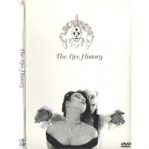 The Live History cover
