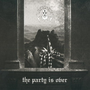The party is over single cover
