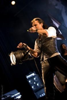 Tilo Wolff Lacrimosa Sehnsucht 14.09.2009 Gent Vooruit