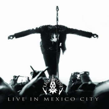 Live in Mexico City cover